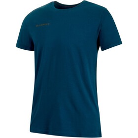 Mammut Logo T-Shirt Herren poseidon